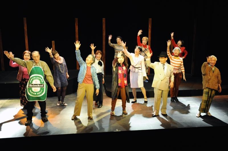 第5回公演 酒と泪とオジンとオバン2011