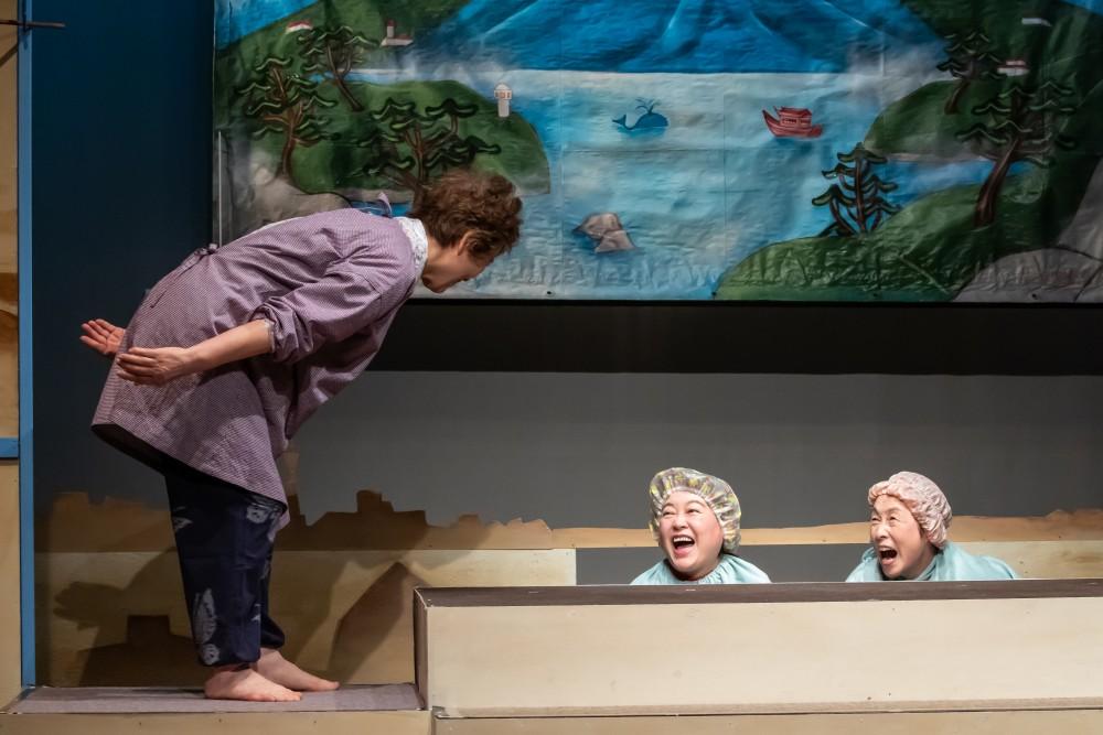 第13回公演「方舟は飛沫をあげて」